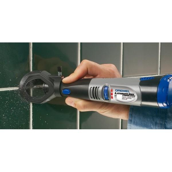 Kit per rimuovere il cemento dalle fughe delle piastrelle for Piastrelle adesive da parete