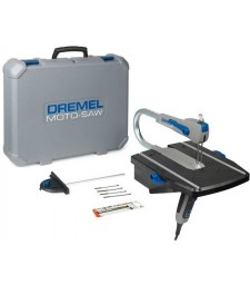 DREMEL Moto-Saw (MS20-1/5) + 5 CUTTING SAW BLADE MS52