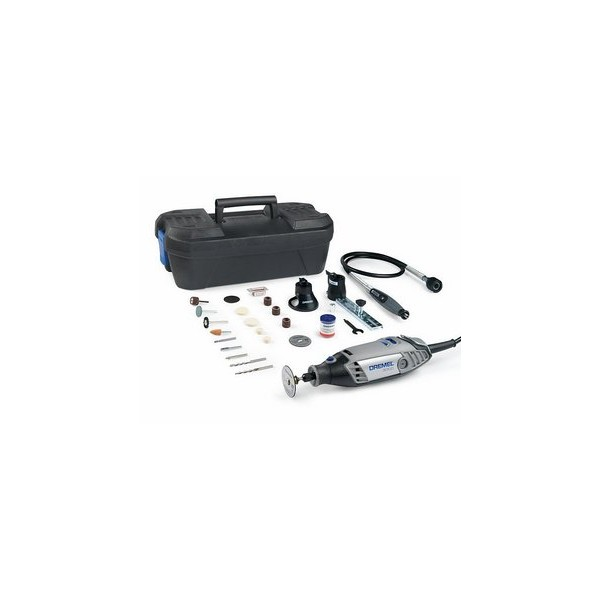 DREMEL 3000 KIT 4 STELLE