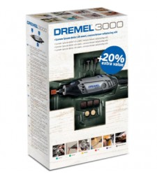 DREMEL 3000UM White Belt Kit (3000-10X)