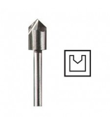 ROUTER BIT (HSS) 6,4 MM (640)