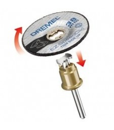 DREMEL EZ SPEEDCLIC GRINDING WHEEL (SC541) BLISTER OF 2 PCS.