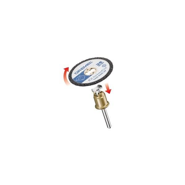 Dremel ez speedclic include 5 dischi da taglio per plastica sc476 blister da 5 pz hobbyd - Taglio piastrelle dremel ...