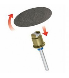 DREMEL EZ SPEEDCLIC: SANDING DISCS (SC411) BLISTER OF 6 PCS.