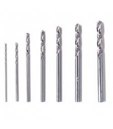 PRECISION DRILL BIT SET (7 PCS) (628)