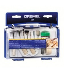 CLEANING / POLISHING SET - 20 PIECES (684)