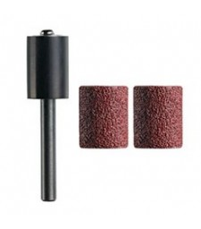 DREMEL TRIO SANDING MANDREL (TR407) BLISTER OF 3 PCS.