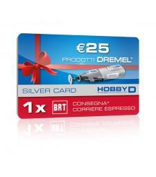SILVER CARD (+ 1 trasporto incluso)