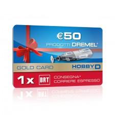 GOLD CARD (+ 1 trasporto omaggio)