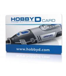HobbyD card